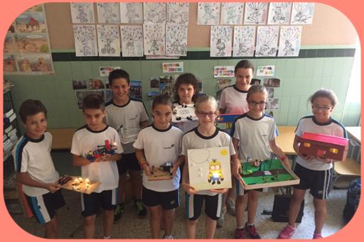 Agustinas Valladolid - 2017 - Primaria 5 - Science