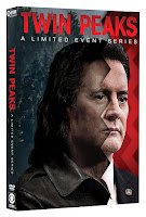 Twin Peaks Limited Event Series DVD