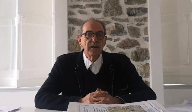 Δημήτρης Σφυρής: Εχθροί του περιβάλλοντος αυτοί που κάνουν τις καταγγελίες (βίντεο)