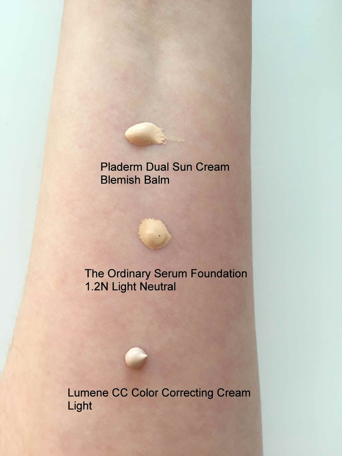 lumene serum foundation