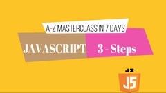 Javascript - A 3-Step Process to Master Javascript + Tips