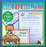 Cleanliness Character Education