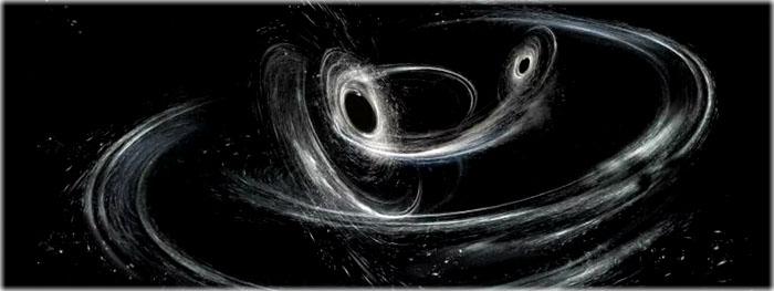 buracos negros ao redor de Sagittarius A