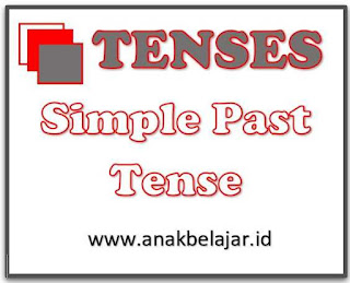 tenses simple past tense dan contohnya