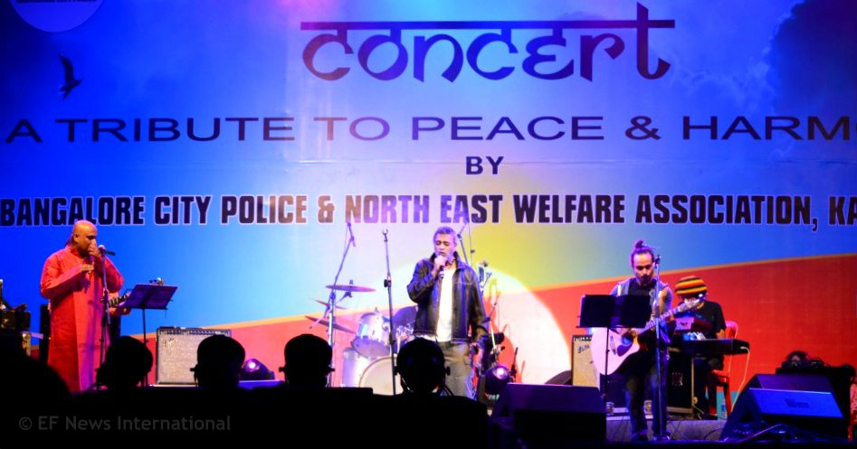 Lucky Ali, Joi Barua - EF News International - Pankaj Rajkhowa photography