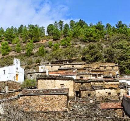village des hurdes: riomalo