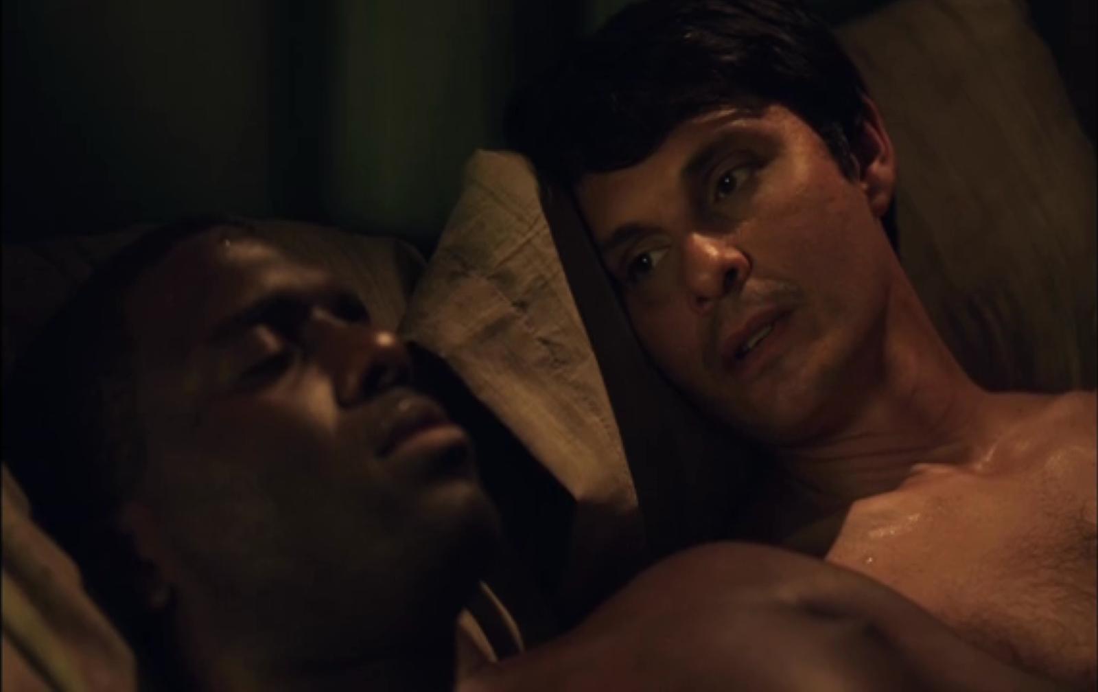 Beautiful Gay Men Sex Scenes 14