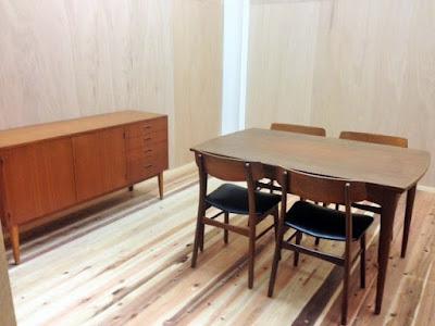 北欧ヴィンテージ家具 ダイニングテーブル ダイニングチェア