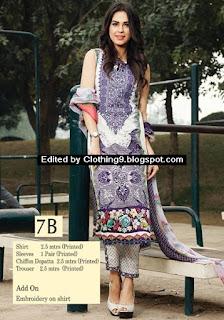 Rajbari Lawn 2016 By AG Textile