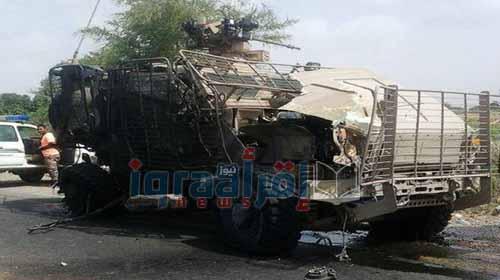 اخبار مصر اليوم 15/5/2016 .. استهداف مدرعة للشرطة في سيناء و مقتل مسلحين
