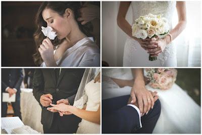 foto dettagli matrimonio ilenia baldina