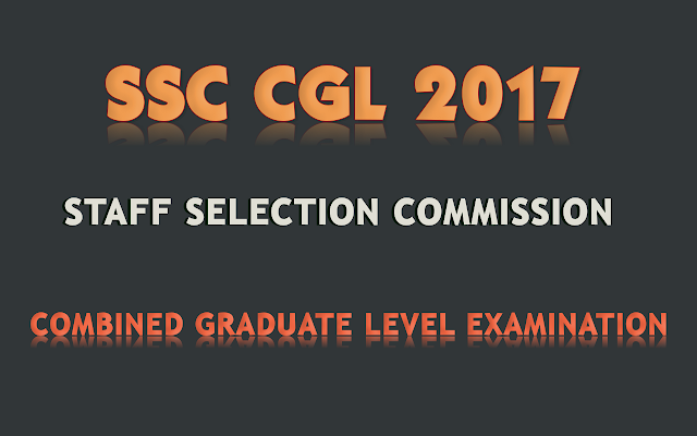 SSC-CGL-2017-Notification