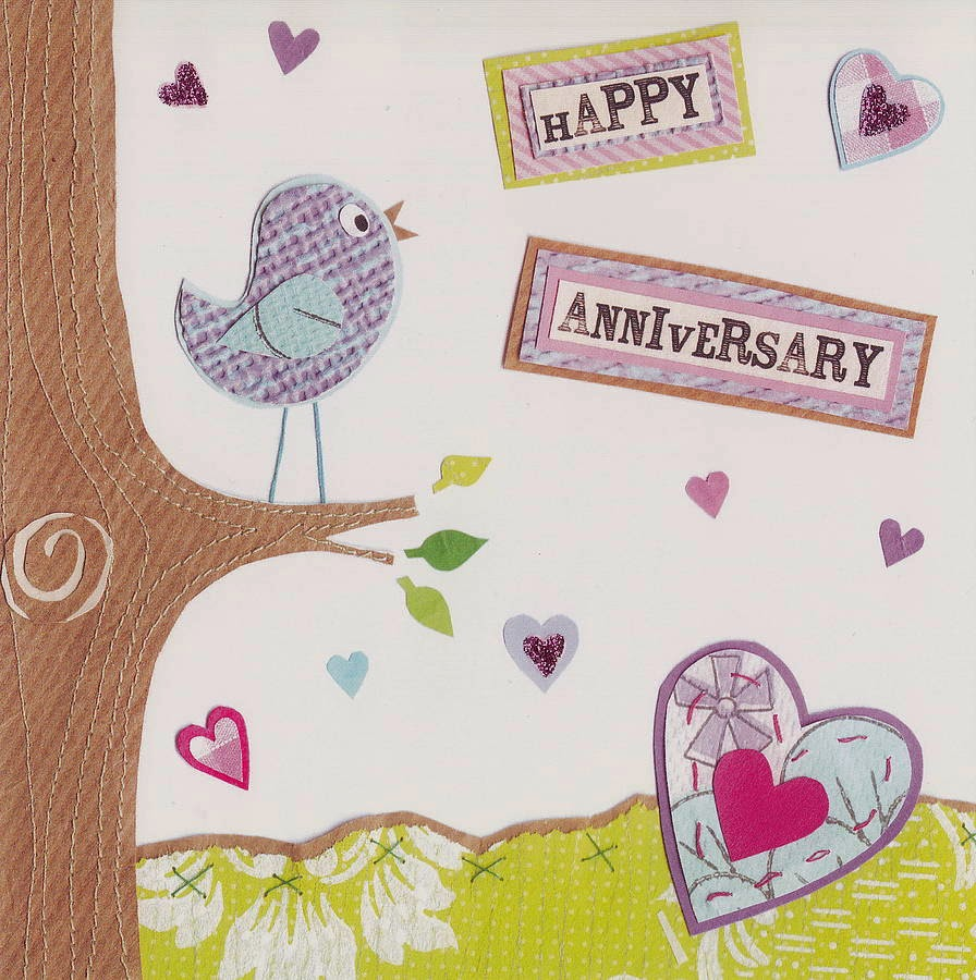 Happy Anniversary Greeting Cards ~ Snipping World!