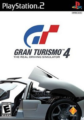 Gran Turismo 4 PS2 GAME ISO
