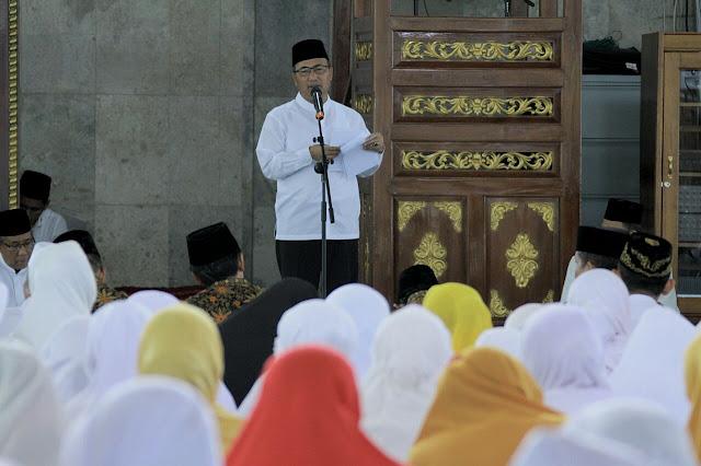 Pemkab Muba Akan Terbitkan Perda Wajib Zakat