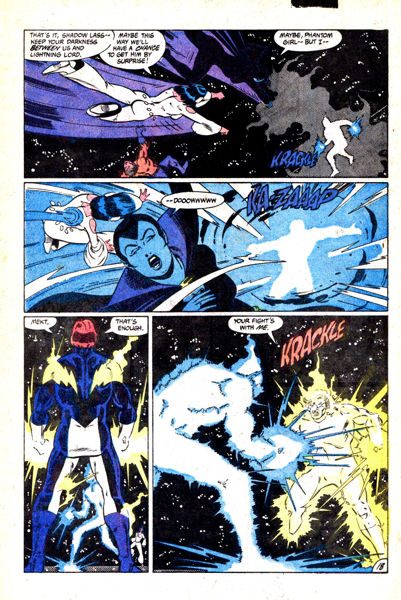 Legion of Super-Heroes (1980) 302 Page 24