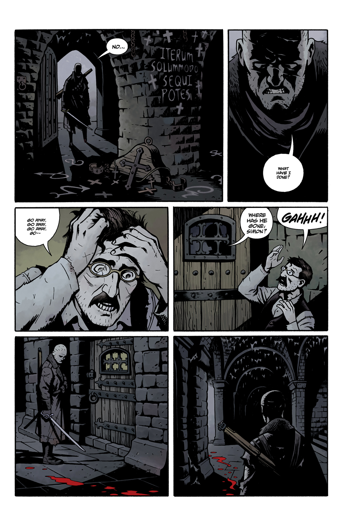 Read online Baltimore: The Curse Bells comic -  Issue #5 - 14