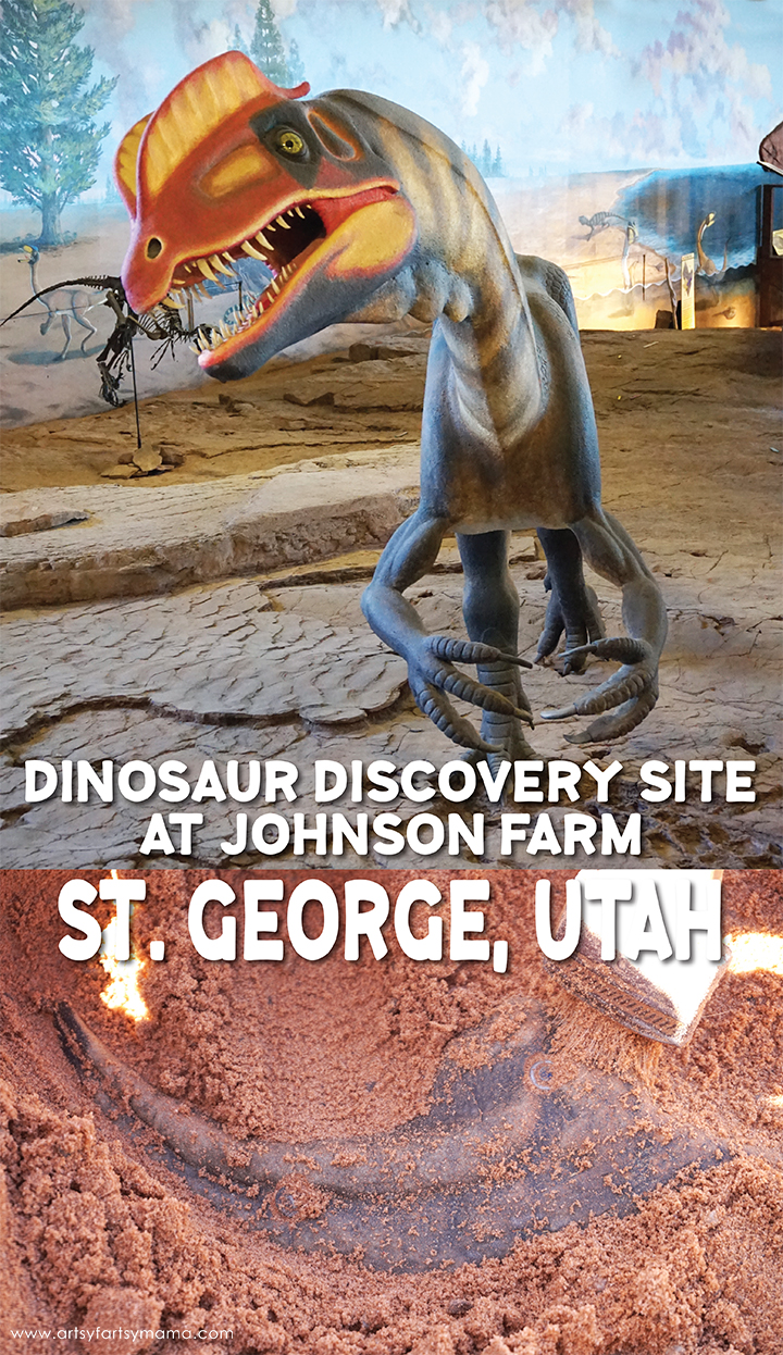 5 Kid-Friendly Things to Do in St. George, Utah - Johnson Farm Dinosaur Museum