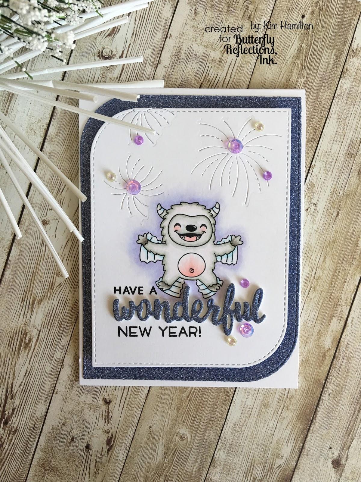 Paper Pawz: Yeti New Year!
