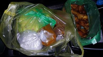 Sarapan Di Kuala Terengganu : Nasi Minyak Jenab