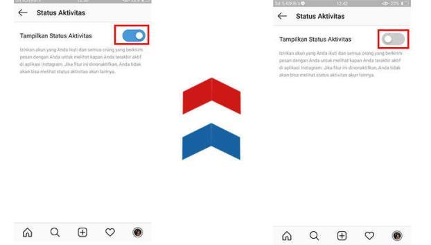 Cara menyembunyikan status online di instagram direct biar tidak terlihat sedang aktif Ini DIa Cara Menyembunyikan Status Online di Instagram Terbaru 2019