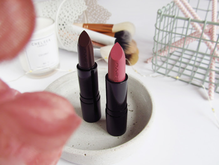 beyu lipstick review