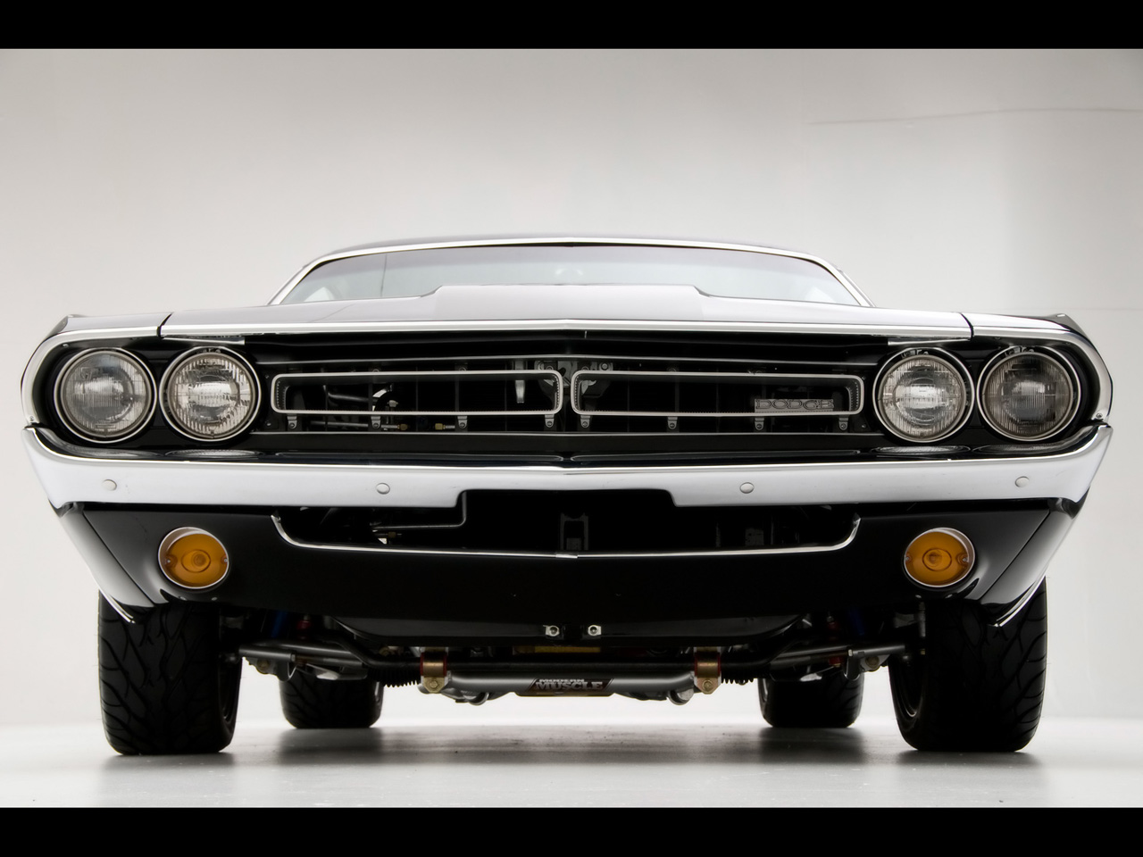 The Hottest Muscle Cars In The World: The Muscle Car-Motor