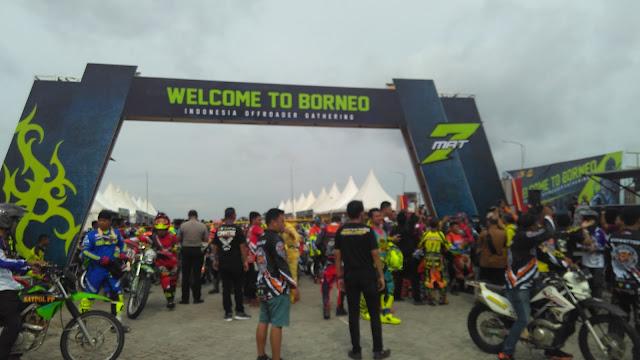 "Kalsel Tuan Rumah Event Trail Internasional ""MAT 7 Explore Borneo"""