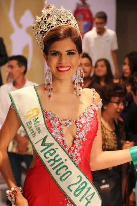 Miss Earth Mexico 2014