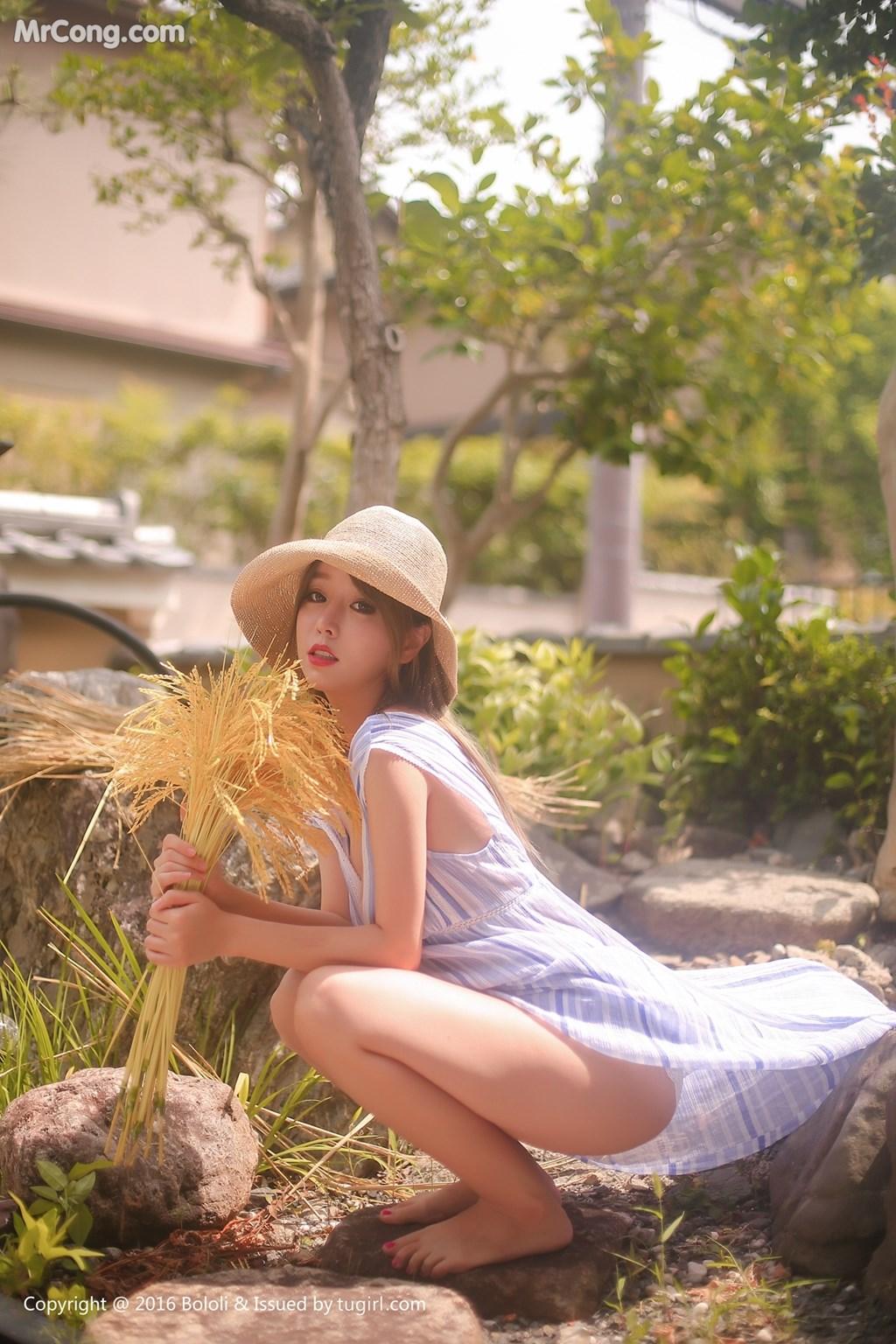 Gambar: BoLoli-2017-08-14-Vol.102-Wang-Yu-Chun-MrCong.com-014 dalam posting BoLoli 2017-08-14 Vol.102: Model Wang Yu Chun (王 雨 纯) (49 foto)