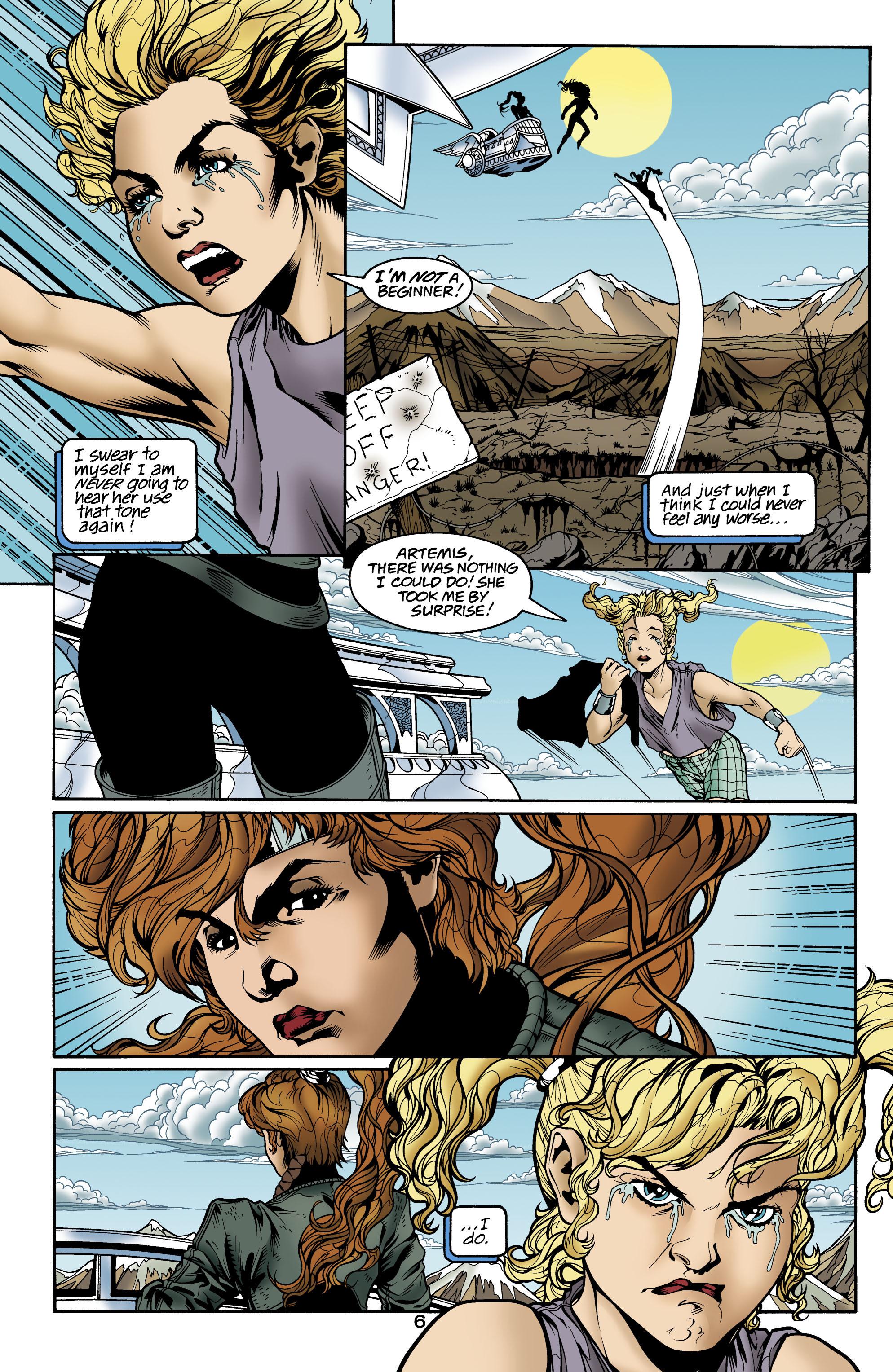 Read online Wonder Woman (1987) comic -  Issue #157 - 7