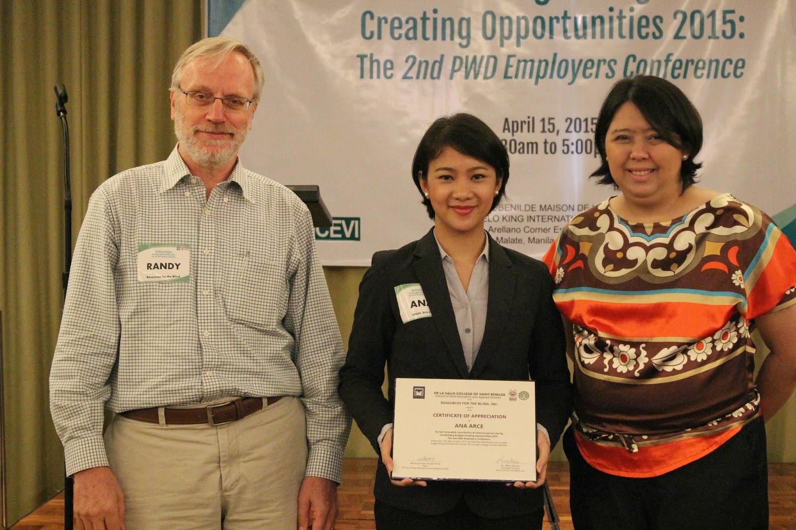 Deaf E-News: Building Bridges, Creating Opportunities 2015 ...