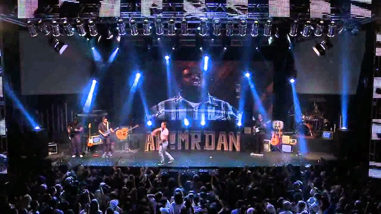 Baixar DVD AhMr.Dan - Tour Mundo E Mundo (2013)