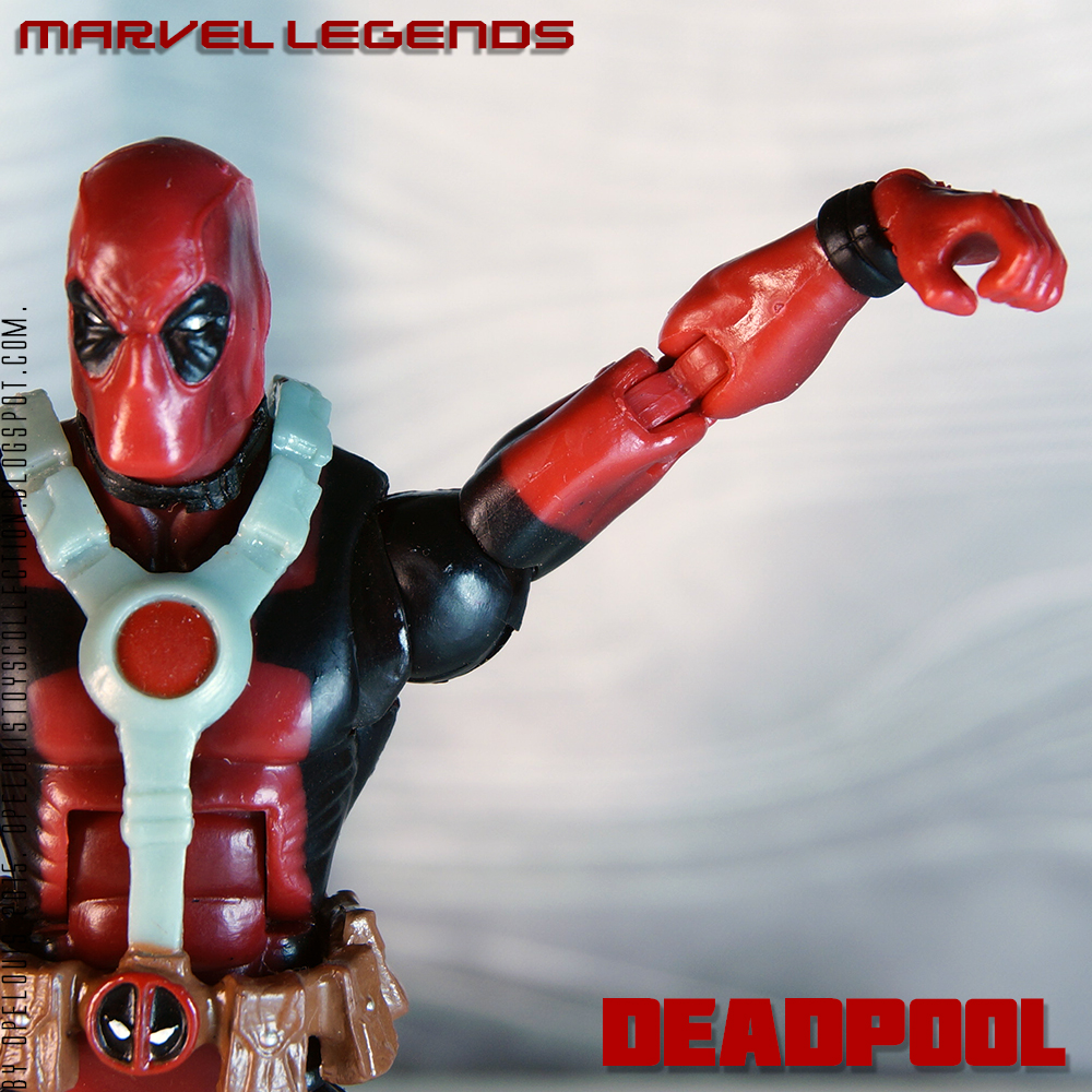 Opelouis 39 s toys collection marvel legends series 3 deadpool for Deadpool show