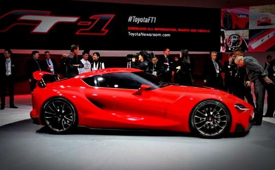 Toyota Ft 1 >> Gilla Mobil Toyota Ft 1 Merupakan Mobil Masa Depan Ada