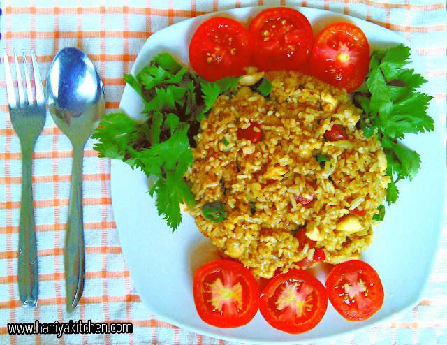 resep nasi goreng lada hitam