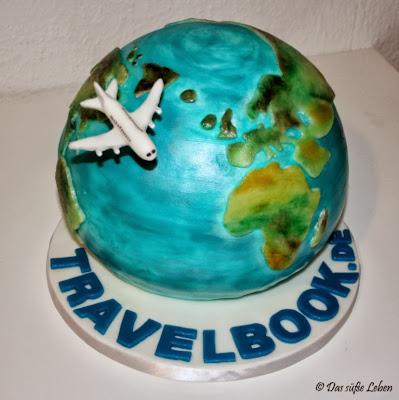 Rezept Eine GlobusTorte fr Travelbookde  Das se Leben