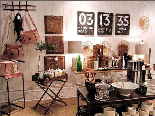 home decor shabby chic rustic