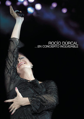 Rocio Durcal En Concierto Inolvidable 2002 DVD R1 NTSC Latino