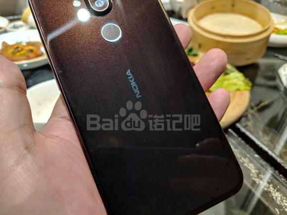 Leaked image of Nokia Phoenix
