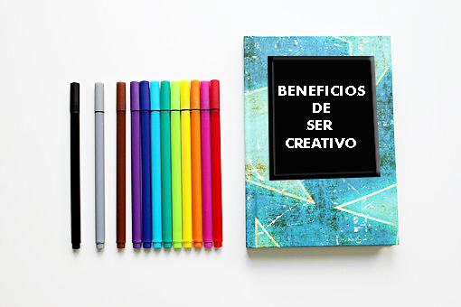 ventajas de ser creativo