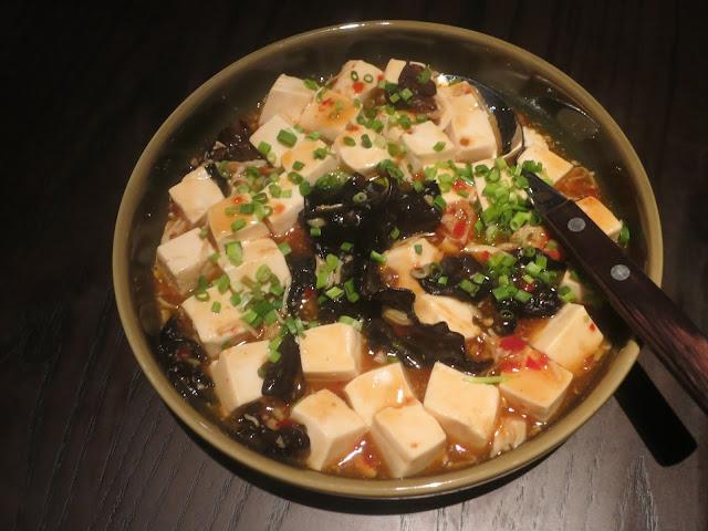 Ma Po Silken Tofu
