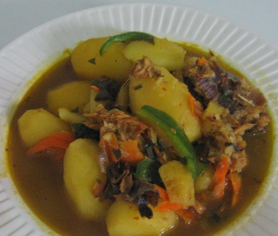 how to cook irish potatoes porridge