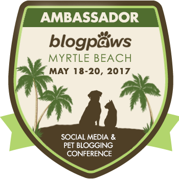 BlogPaws Ambassador 2017