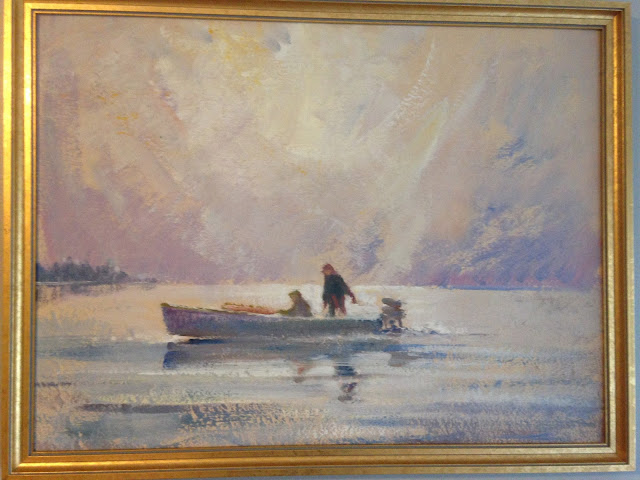 Quirk Art, Francis Quirk, Quirk Artist, Quirk Painting, Quirk Painter