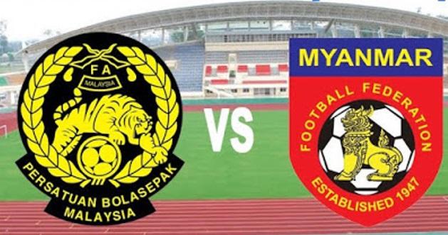 Live Streaming Malaysia vs Myanmar Sukan SEA Kuala Lumpur 21 Ogos 2017
