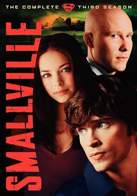 Smallville (TV Series) S03 DVD R1 NTSC Latino