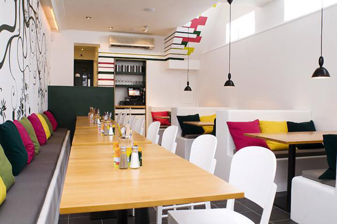 Restaurant Interior Design Ideas Liztre. SaveEnlarge · Small Cafe Decorating ... & Small Cafe Decoration Ideas - Elitflat