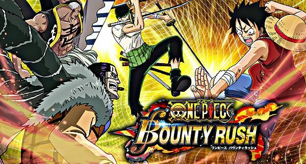 واخيراا تحميل لعبة ون بيس ONE PIECE Bounty Rush للاندرويد آخر اصدار - كن اول من يحملها