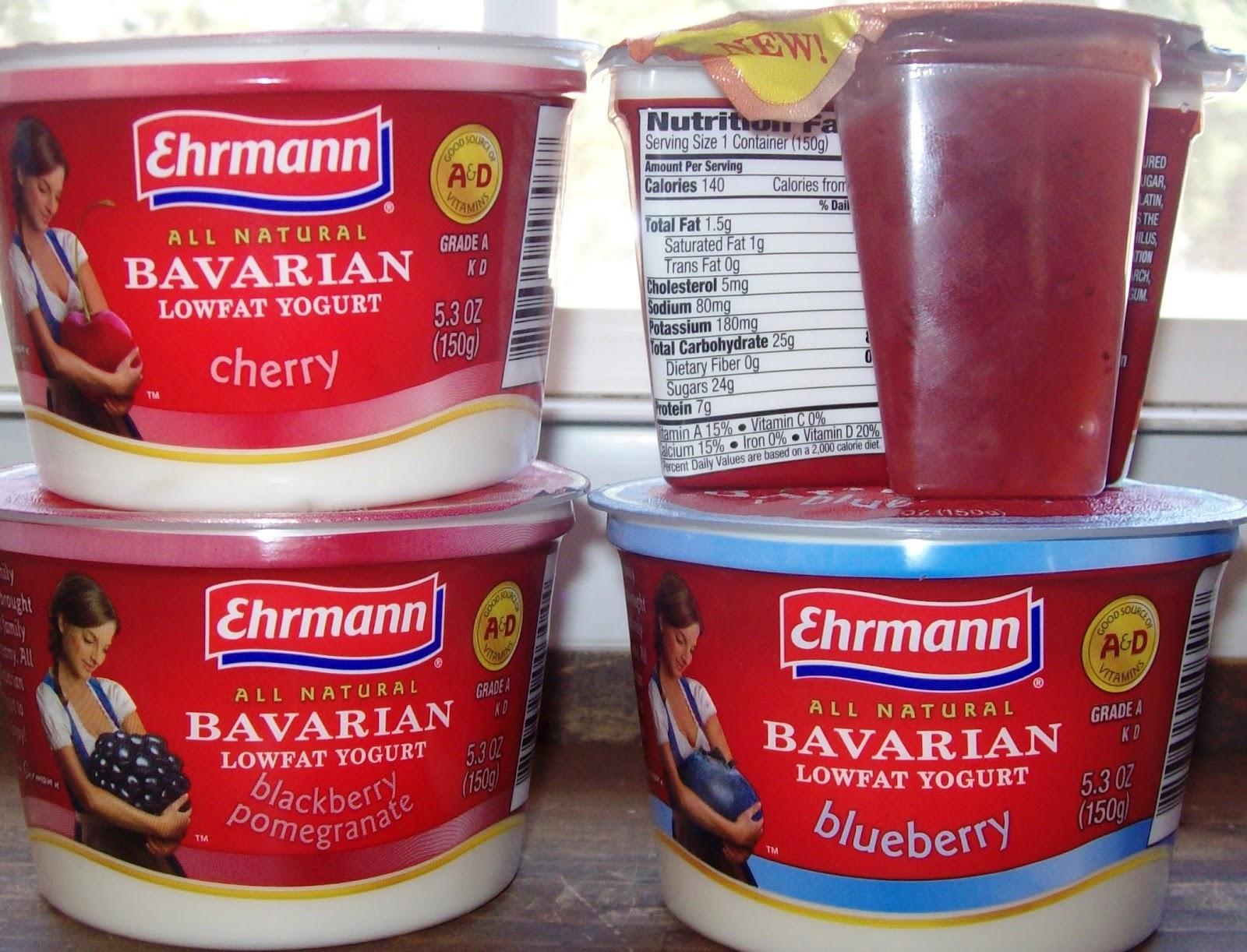 Ehrmann Bavarian Yogurt Review The Nutritionist Reviews